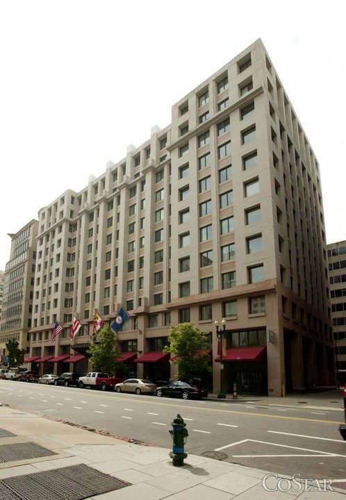 BE Structural provided design services for 1310 G. Street, Washington, D.C.