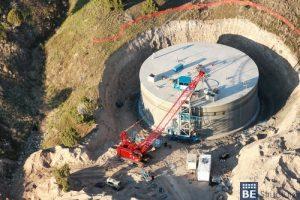 Precast Water Storage Tank