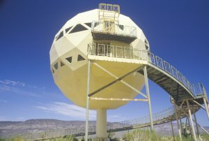 B.E. Structural dome home builders