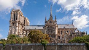 Building Collapse - Notre Dame